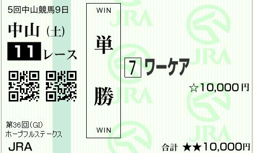 ホープフルS(G1)2019予想!コントレイル軽視!?年末最後のプレゼント企画!